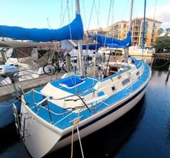 Kismet 1 Kismet 1984 WESTERLY Corsair 36 Cruising Sailboat Yacht MLS #272601 1