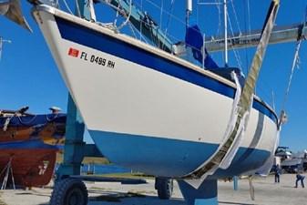 Kismet 2 Kismet 1984 WESTERLY Corsair 36 Cruising Sailboat Yacht MLS #272601 2