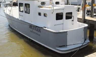 Hannah 1 Hannah 2019 CUSTOM Sea Piper 35 Trawler Yacht Yacht MLS #272602 1