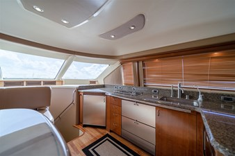 See Horse 8 Galley Opposite of Dinette