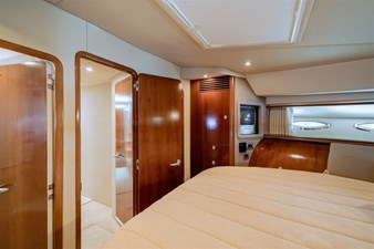 See Horse 22 Forward VIP Stateroom Entry