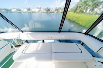 See Horse 46 Aft Bench Seating