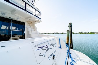 See Horse 51 Transom