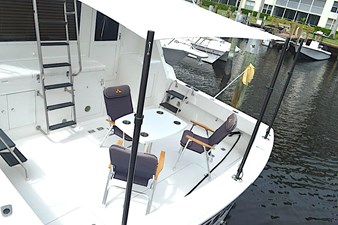 Gloria K 2 Gloria K 1992 HATTERAS Convertible Cruising Yacht Yacht MLS #272633 2