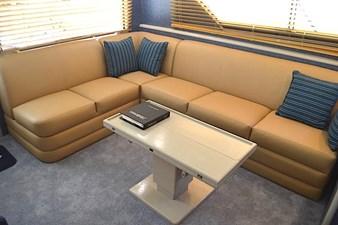 Gloria K 5 Gloria K 1992 HATTERAS Convertible Cruising Yacht Yacht MLS #272633 5