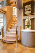 GITANA 9 Foyer and Staircase