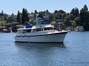 Curzon 2 Curzon 1980 HATTERAS 58 Long Range Cruiser Trawler Yacht Yacht MLS #272640 2