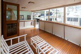 Curzon 6 Curzon 1980 HATTERAS 58 Long Range Cruiser Trawler Yacht Yacht MLS #272640 6