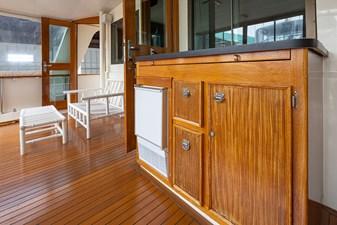 Curzon 7 Curzon 1980 HATTERAS 58 Long Range Cruiser Trawler Yacht Yacht MLS #272640 7