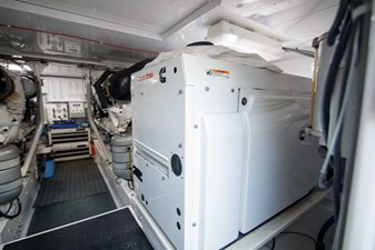 Michi 60 Engine Room