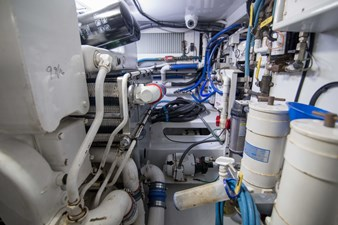Michi 65 Engine Room