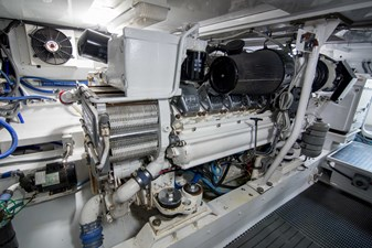Michi 67 Engine Room