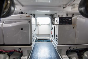 Michi 71 Engine Room