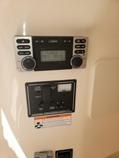 SEAVICHE 10 Stereo and AC Electrical Panel