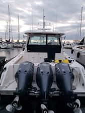 Knee Deep 3 Knee Deep 2015 PURSUIT 385 Offshore Motor Yacht Yacht MLS #272643 3