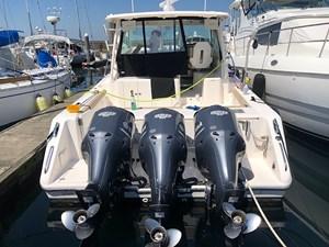 Knee Deep 5 Knee Deep 2015 PURSUIT 385 Offshore Motor Yacht Yacht MLS #272643 5