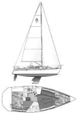 Empress II 1  Empress II 2000 CATALINA 320 Cruising Ketch Yacht MLS #272647 1