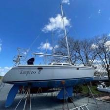 Empress II 2  Empress II 2000 CATALINA 320 Cruising Ketch Yacht MLS #272647 2