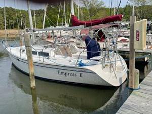Empress II 5  Empress II 2000 CATALINA 320 Cruising Ketch Yacht MLS #272647 5