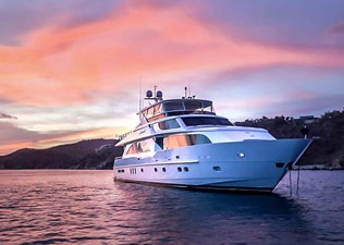 CynderElla 15 Starboard Bow at Sunset