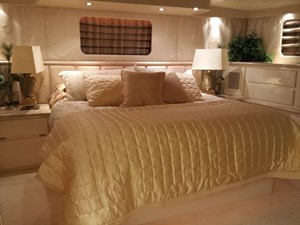 SOUTHERN MISS II 11 Master Stateroom
