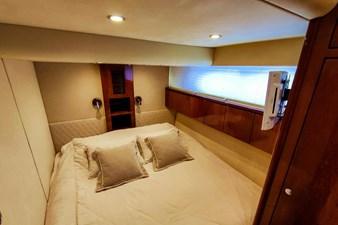 SEVEN 37 Guest cabin on port side