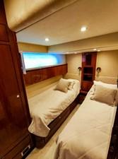 SEVEN 38 Guest cabin on starboard side