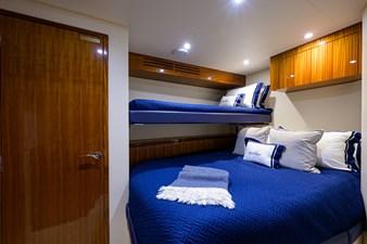 JEANNIETINI 28 Starboard Guest Stateroom