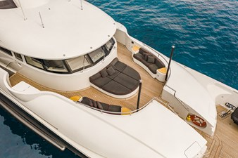 Liberty 11 10. Foredeck