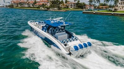 No Name Midnight Express 3 No Name Midnight Express 2017 MIDNIGHT EXPRESS QUAD Open Motor Yacht Yacht MLS #272667 3