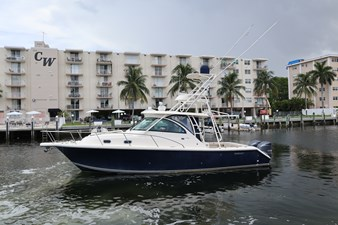 Silver Hook 1 Silver Hook 2014 PURSUIT 345 Offshore Boats Yacht MLS #272671 1