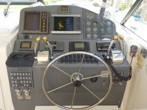 Salt Shaker 1 Salt Shaker 1997 TIARA 4100 Open Cruising Yacht Yacht MLS #272674 1