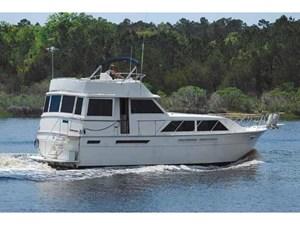 46 Motor Yacht 4 5