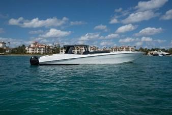 Custom CSR Powerboats V53 35