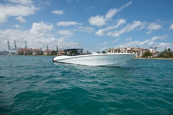 Custom CSR Powerboats V53 36