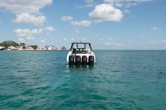Custom CSR Powerboats V53 33