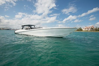 Custom CSR Powerboats V53 39