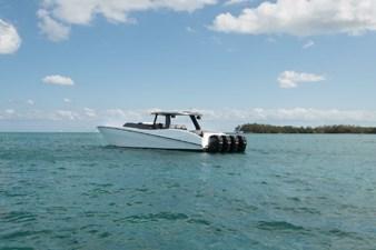Custom CSR Powerboats V53 34