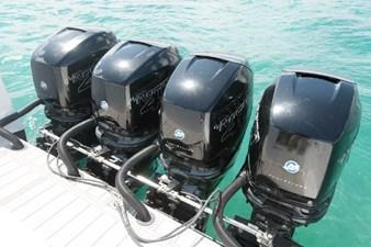 Custom CSR Powerboats V53 30