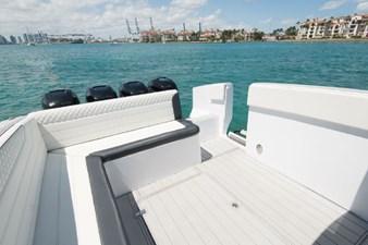 Custom CSR Powerboats V53 19