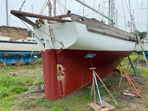 Piglet 2 Piglet 1982 SAM L. MORSE CO Bristol Channel Cutter Cutter Yacht MLS #272691 2