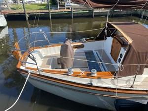 Spirit 7 Spirit 1980 SHANNON 28 Cruising Sailboat Yacht MLS #272692 7