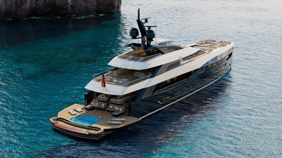 PROJECT ATALAY 2 PROJECT ATALAY 2023 AK YACHT  Motor Yacht Yacht MLS #272696 2