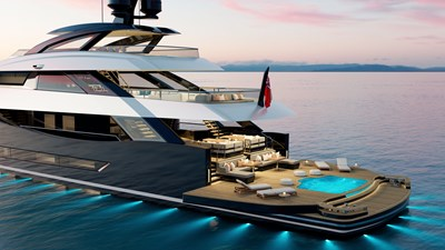 PROJECT ATALAY 4 PROJECT ATALAY 2023 AK YACHT  Motor Yacht Yacht MLS #272696 4