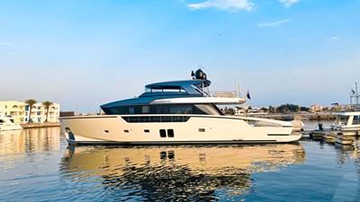 2020 SANLORENZO SX88 #47 0 Sanlorenzo-SX88-motor-yacht-for-sale-exterior-image-Lengers-Yachts-8-scaled