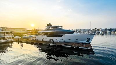 2020 SANLORENZO SX88 #47 1 2020 SANLORENZO SX88 #47 2021 SANLORENZO SX88 #47 Motor Yacht Yacht MLS #272700 1