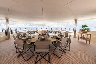 AZTECA 26 11c Upper deck dining