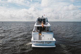 Double Eagle 5 Double Eagle 1996 LAZZARA 80 Cockpit Motor Yacht Motor Yacht Yacht MLS #272729 5
