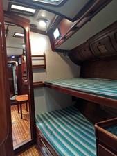 HELL'S BELLES 11  Port Guest Cabin