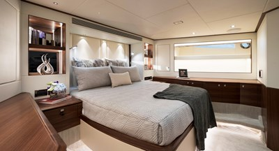 THE ROCK 25 Forward Guest Stateroom 1